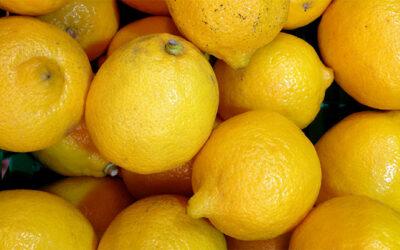 Zitrone und ihre wunderbare Wirkung