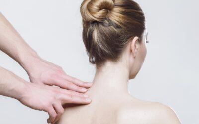 Therapeutische Frauen Massage